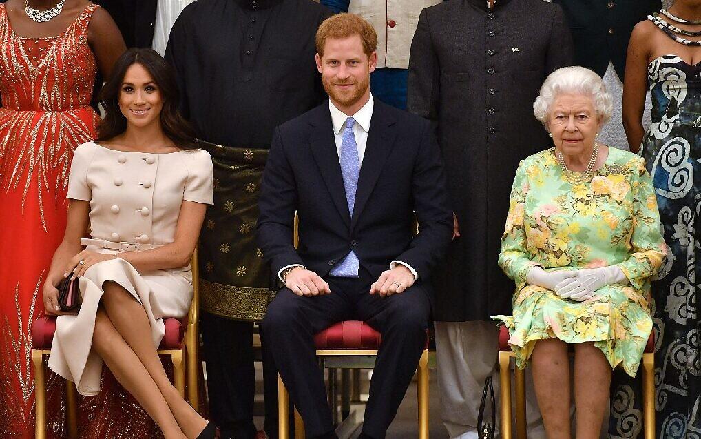 英国王室回复哈利王子夫妇阐述的种族歧视问题