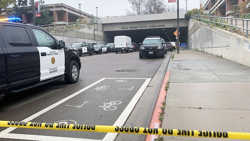 加州圣地亚哥车撞行人 致3死6伤,司机被控三项车辆过失杀人罪
