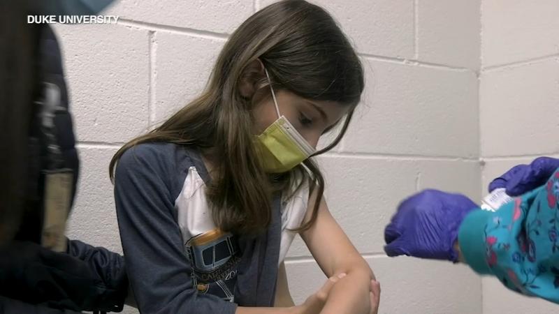 辉瑞已展开儿童新冠疫苗实验