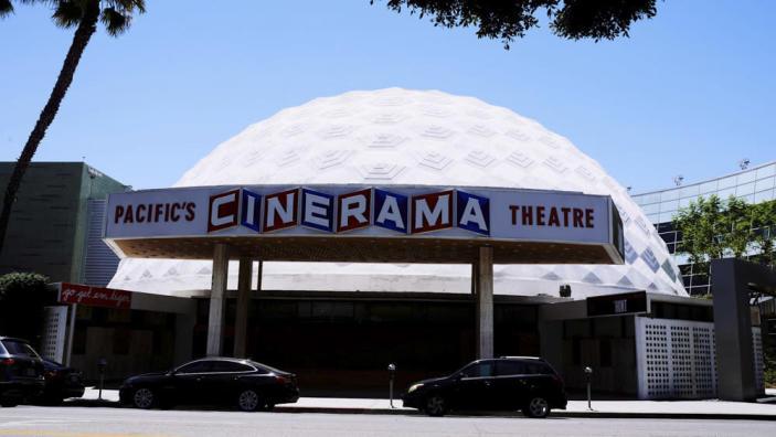 太平洋影剧院宣布关闭所有运营影院