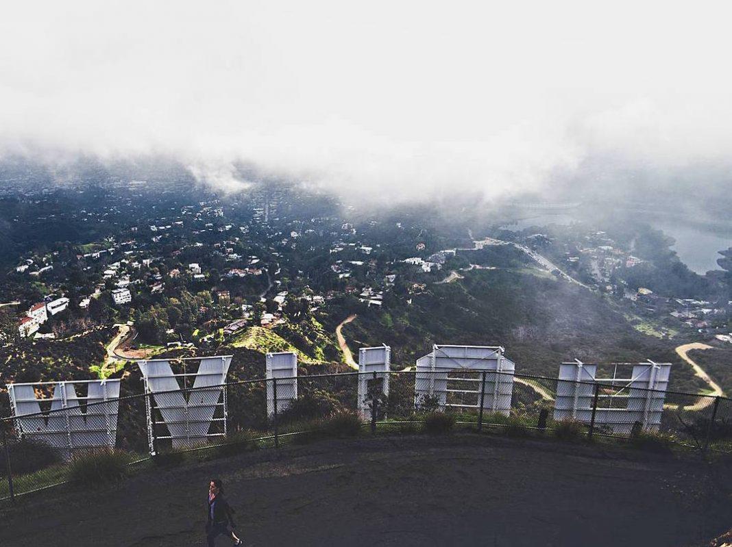 大雾天气蔓延洛杉矶及文图拉山谷地区