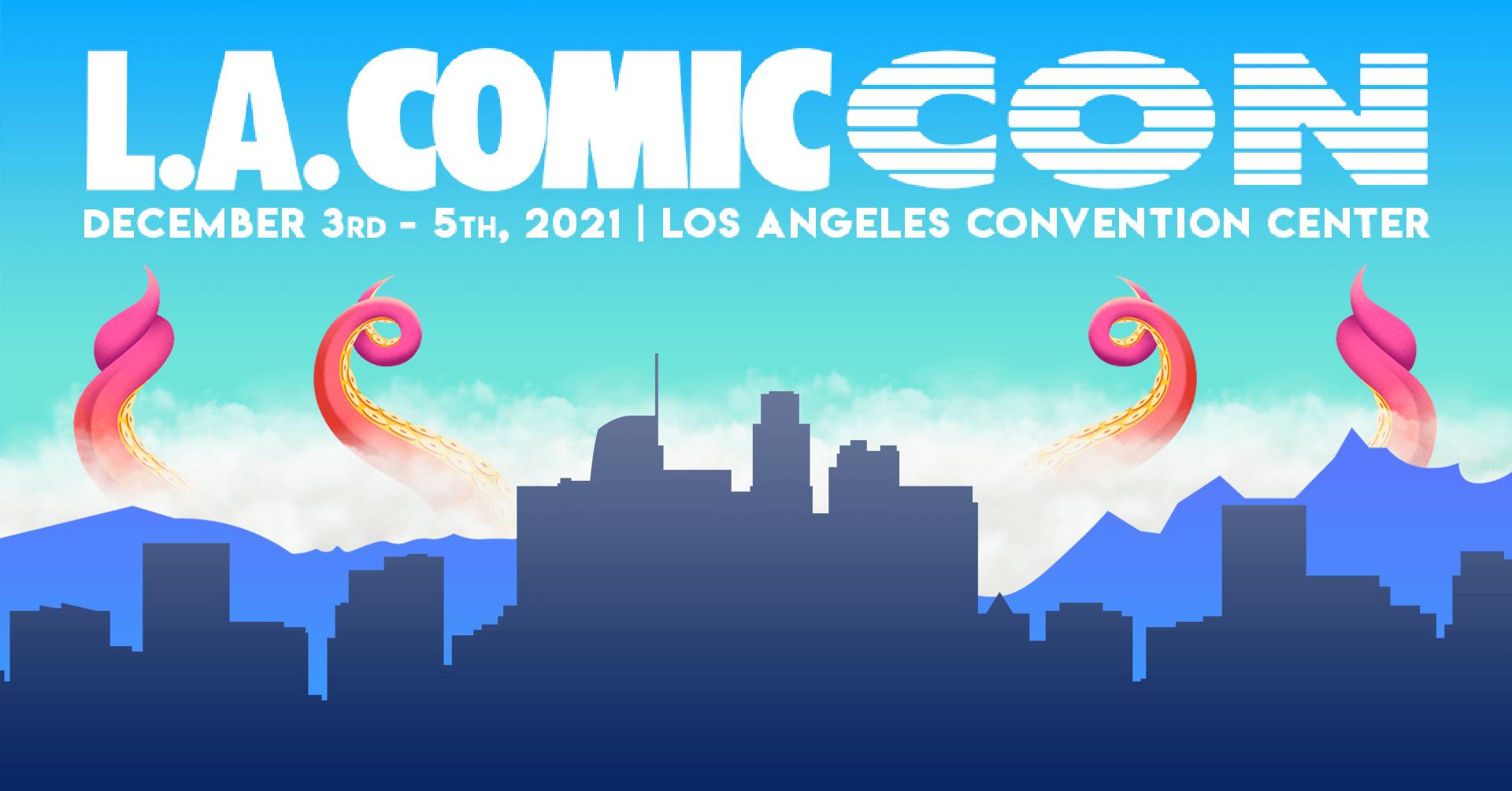 洛杉矶动漫展实体活动宣布回归,将于12月3日在会展中心举行
