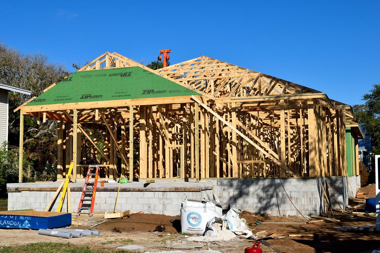 美国新屋营建数创15年新高 买房需求依旧强劲
