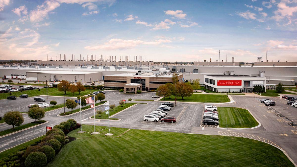 丰田宣布推出全新SUV,印第安纳州工厂增加1400个工作岗位