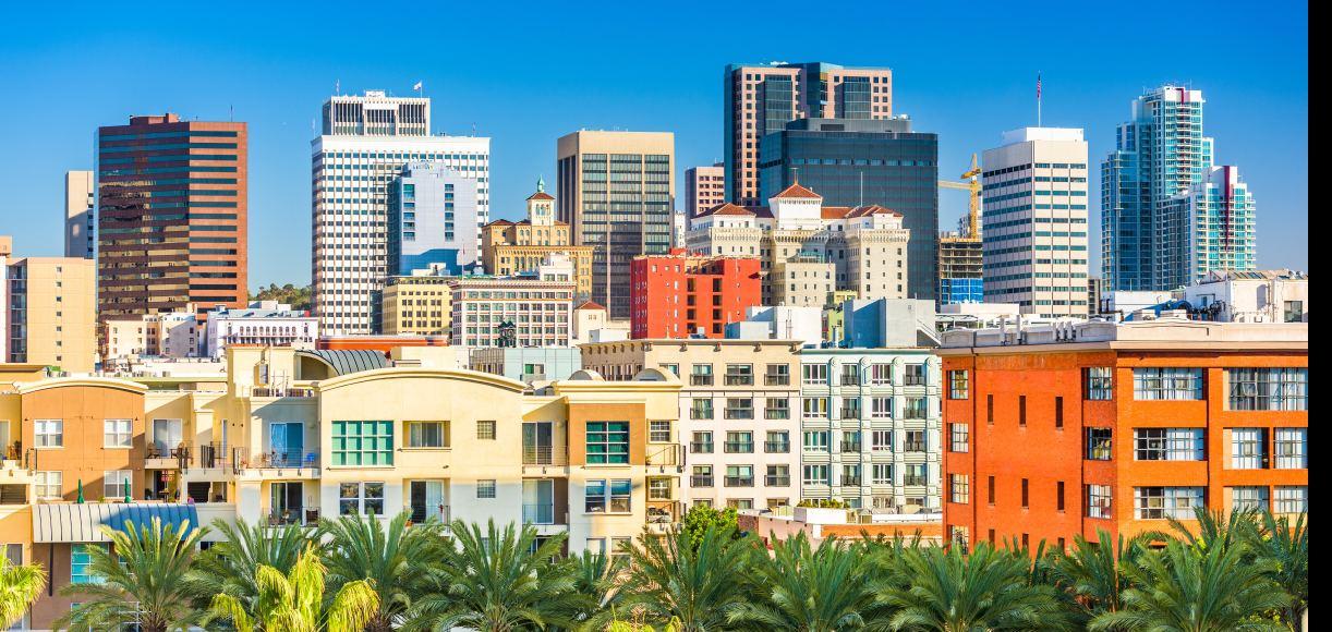 尔湾被评为加州最适合创业城市