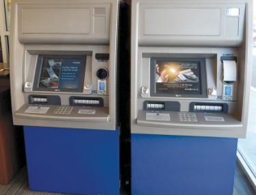 华人居住区范杜拉县发现多台ATM被装信息盗窃设备