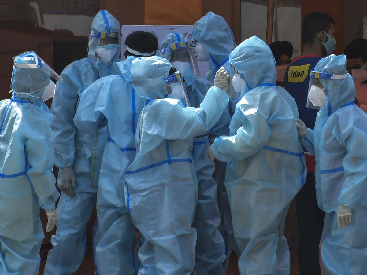 印度变种新冠病毒已在44个国家蔓延