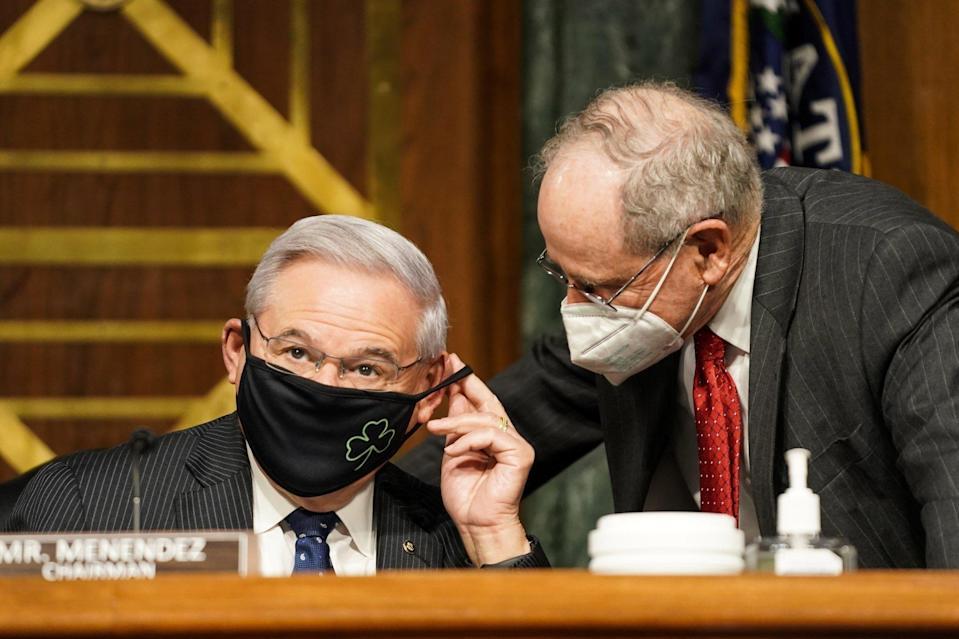 """参议院通过1000亿美元""""无尽边疆法""""应对中、俄等国家竞争"""