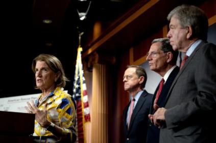 参议院共和党提出9280亿美元基建法案