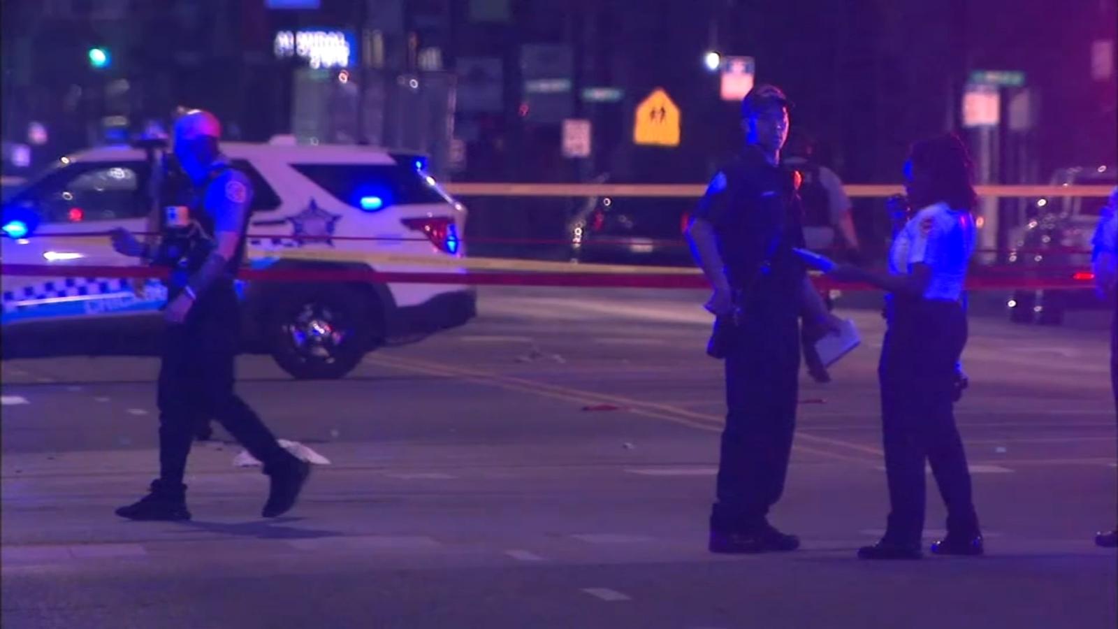暴力周末!美国各地发生多起大规模枪击事件