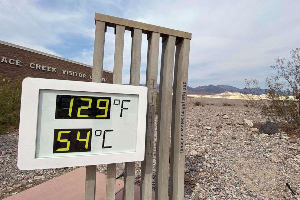 注意!热浪席卷美国西部地区,加剧干旱和火灾隐患
