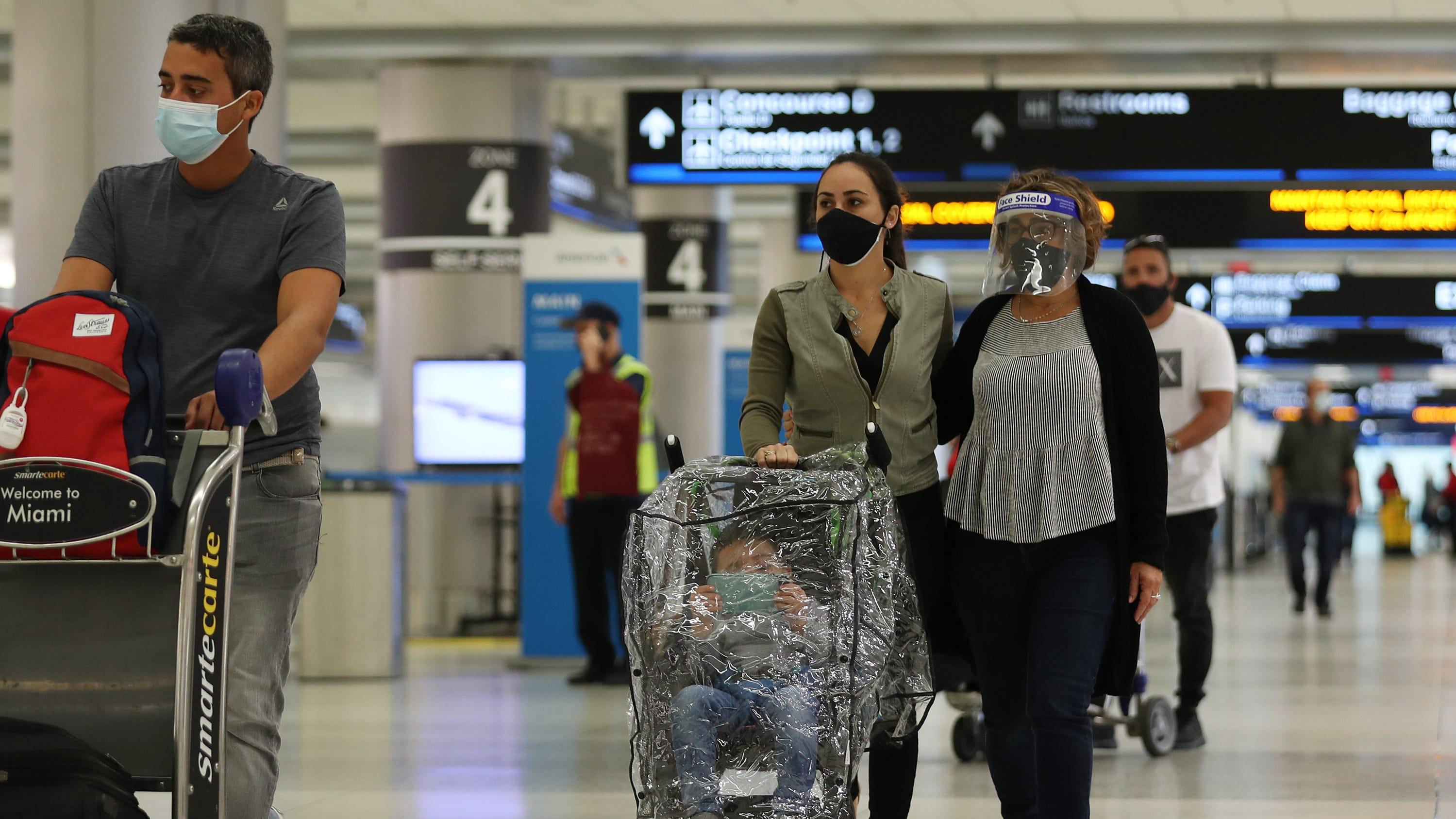 CDC建议下调旅行限制等级,鼓励旅客出行前接种疫苗