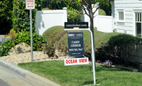 南加州5月份房屋比去年上涨24.7%
