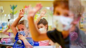 7/19美国疫情更新:复课后,2岁以上儿童应佩戴口罩;洛杉矶疫情卷土重来!