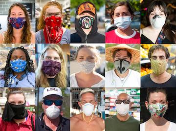 7/27美国疫情更新:CDC推翻室内口罩政策,已接种疫苗者和孩子应戴口罩!附:社区病毒传播水平地图