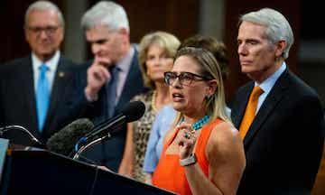 美国参议员公布 1 万亿美元的两党基础设施法案