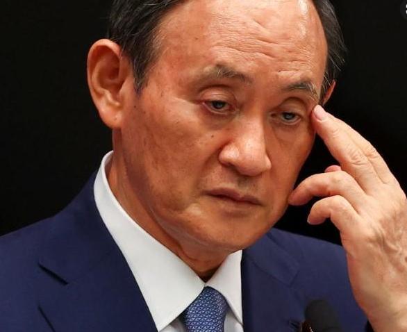 东京奥运会后日本首相内阁团队支持度创新低