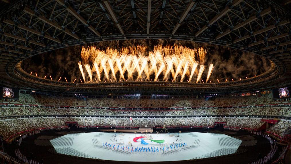 东京24日晚间举行帕运会开幕式,成为首个举办两届夏季帕运城市