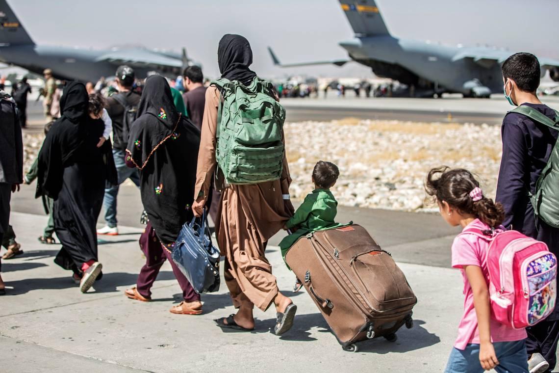 圣地亚哥6个家庭在阿富汗探亲遭返程变故