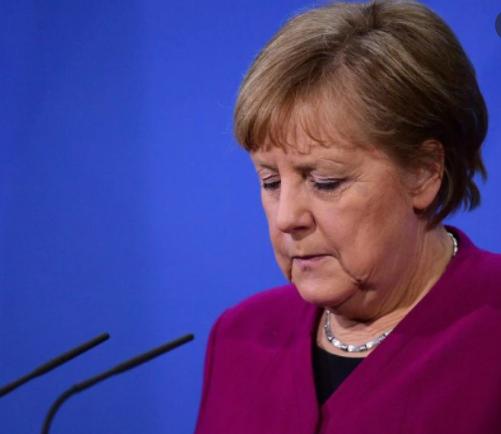 德国大选在即总理默克尔支持度跌至历史新低