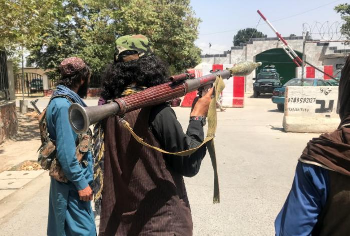 """英国官员:塔利班夺回阿富汗""""激励""""极端分子行动"""