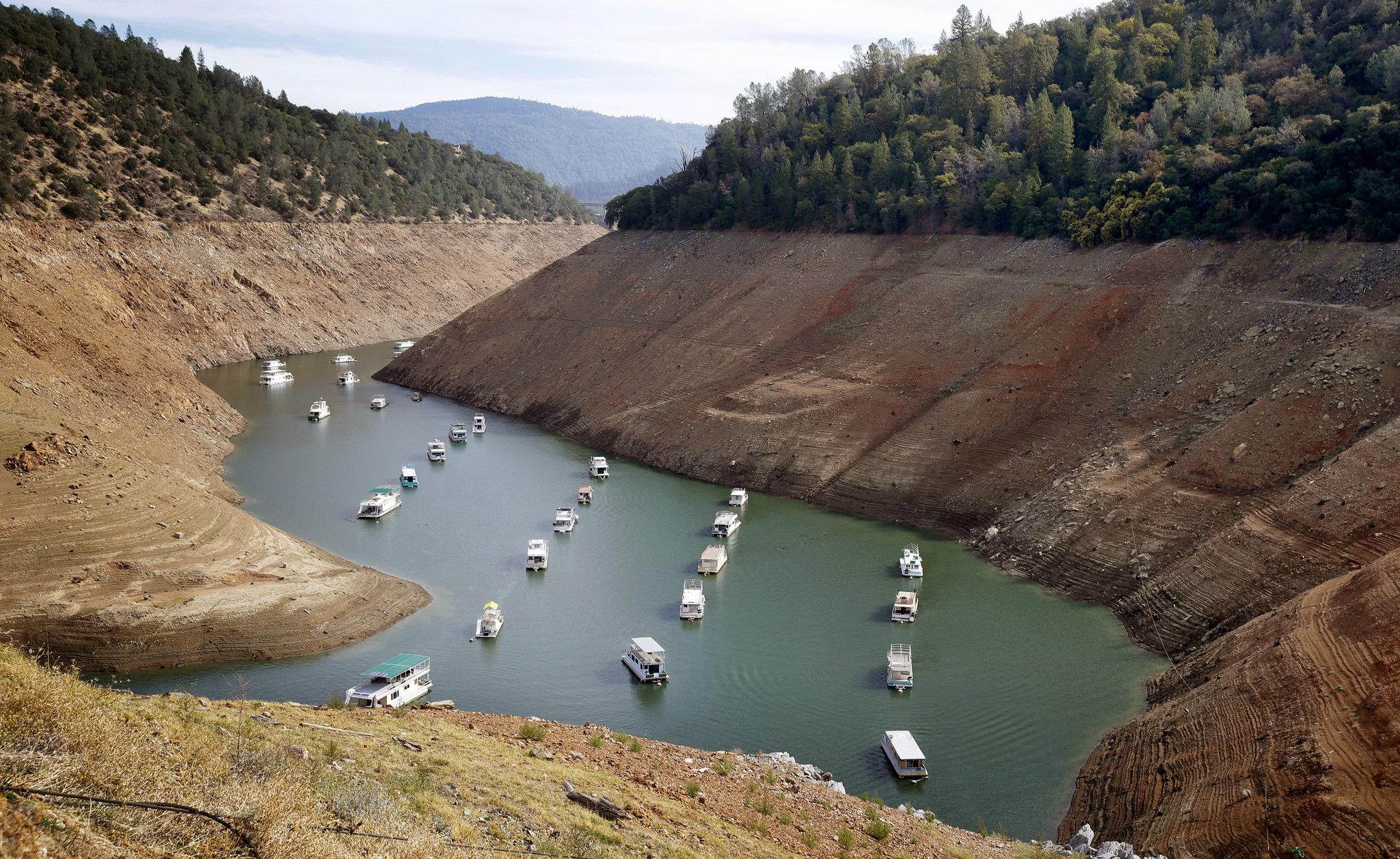 加州呼吁节约用水无效 将实施强制限水措施