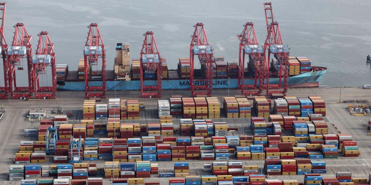 洛杉矶港和长提港堵塞货船创新高,70艘货船排队等待入港