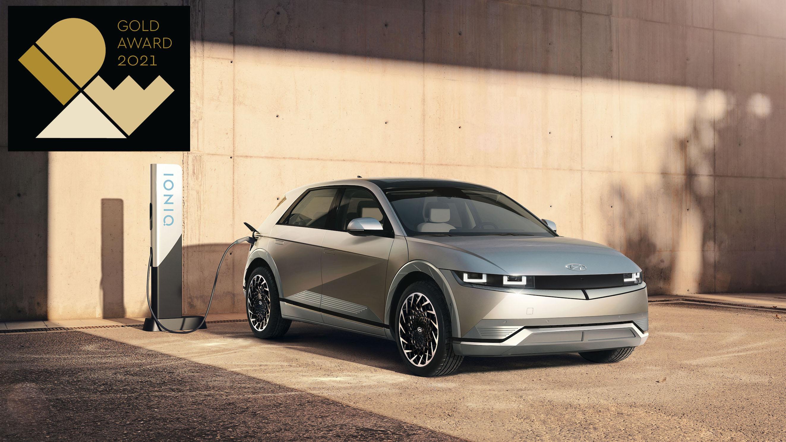 现代汽车与Genesis荣获2021年IDEA国际杰出设计大奖