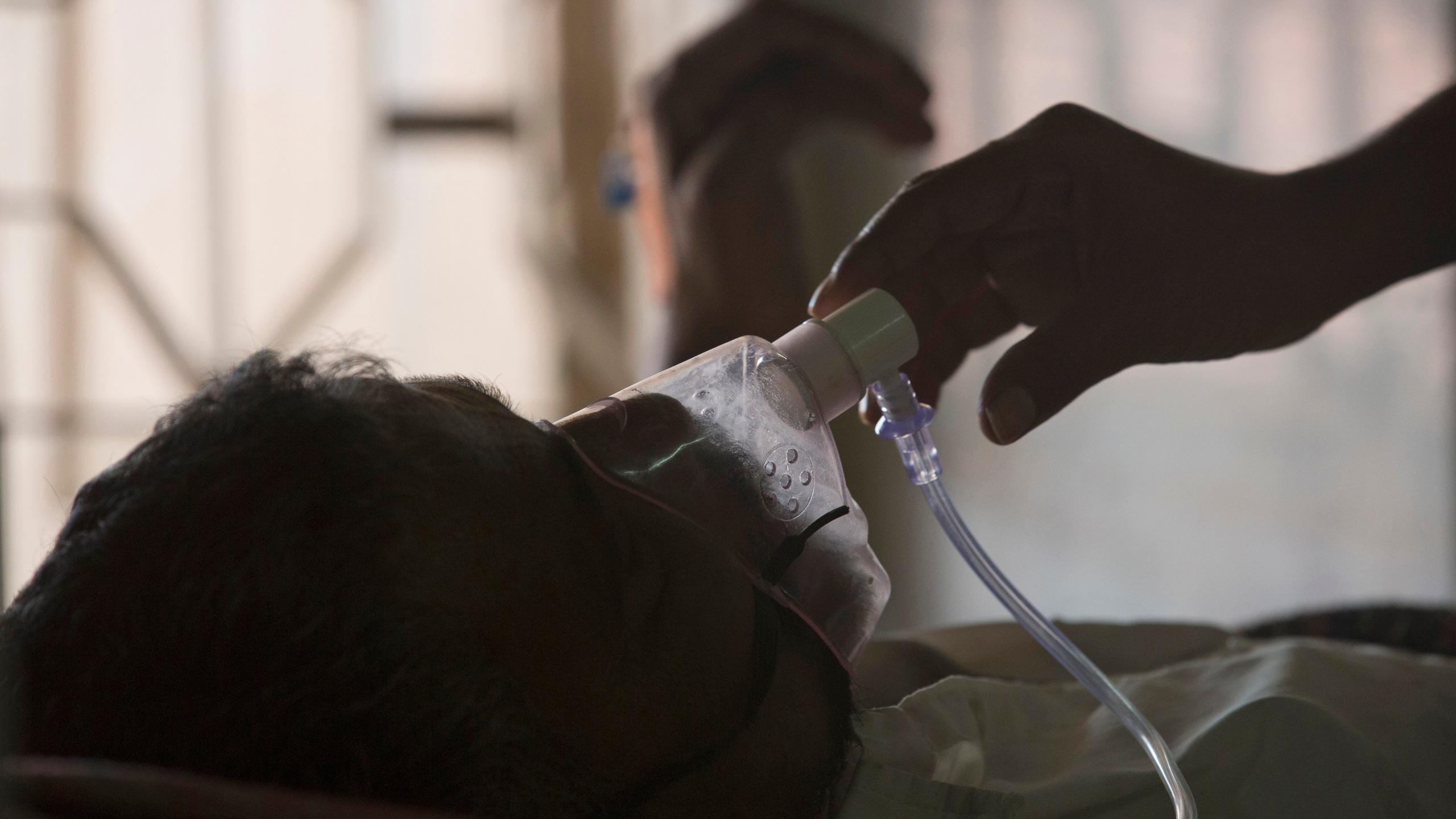 新冠疫情导致全球肺结核病10年来首度激增