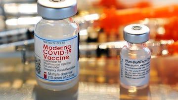 10/14 美国疫情更新:FDA专家小组支持高危人群接种莫德纳疫苗加强剂;国立卫生研究院:混合接种加强剂安全有效