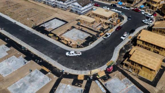 加州允许在单个地块上建造最多四套住房