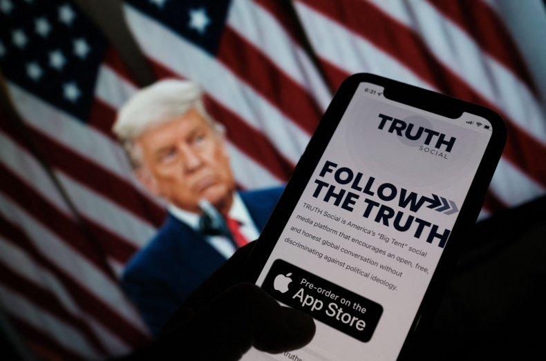 特朗普推出新社交媒体公司消息传出后,SPAC 股价飙升 400%